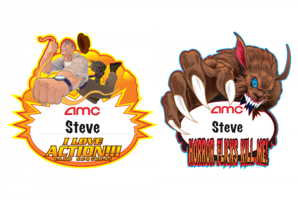 AMC Name Tags