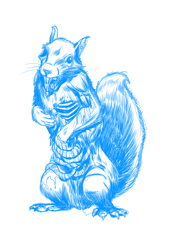 ZombieSquirrel