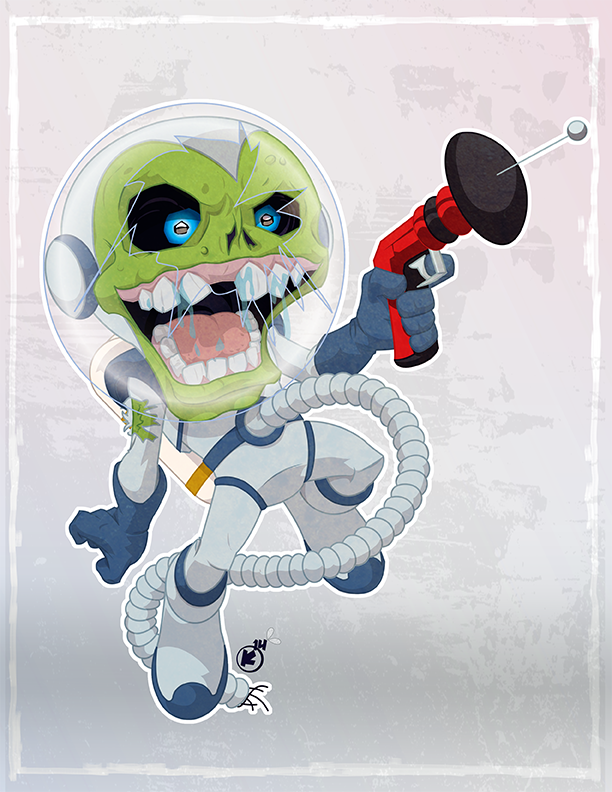spaceZombie